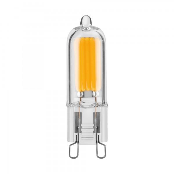 Bomb.led cristal g9 2w.230v.calida