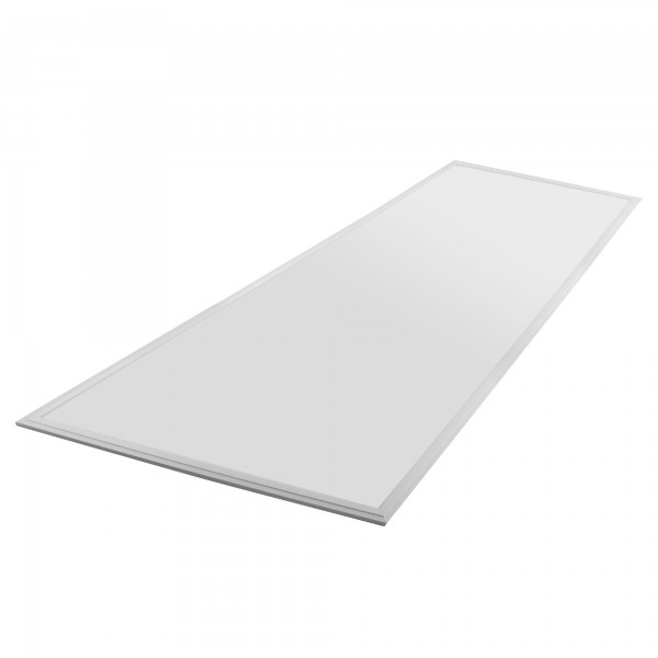 Panel led alum.blanco 30x120cm.40w.neut