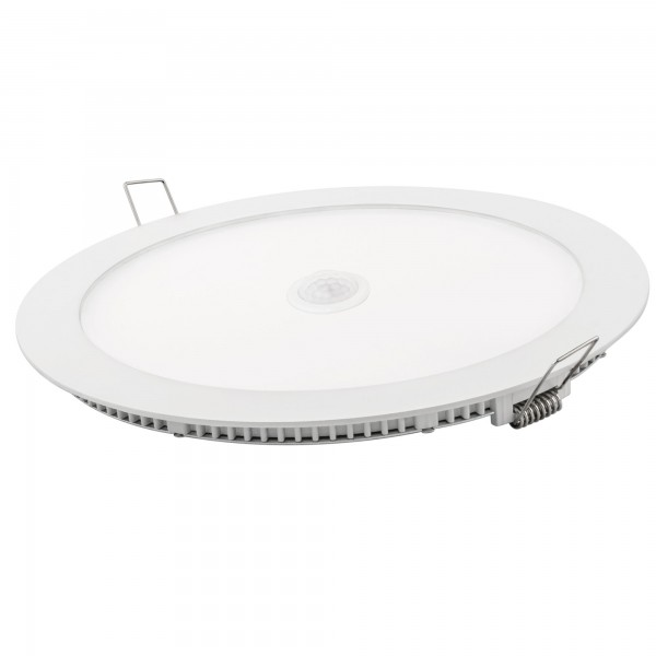 Downlight led redondo sensor bl.18w.n