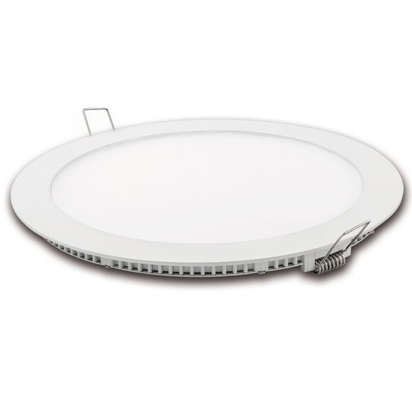 Downlight led corte 185mm.blanco 18w.neu