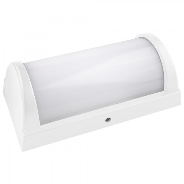 Aplique led ip65 blanco 296x146mm.20w.fr
