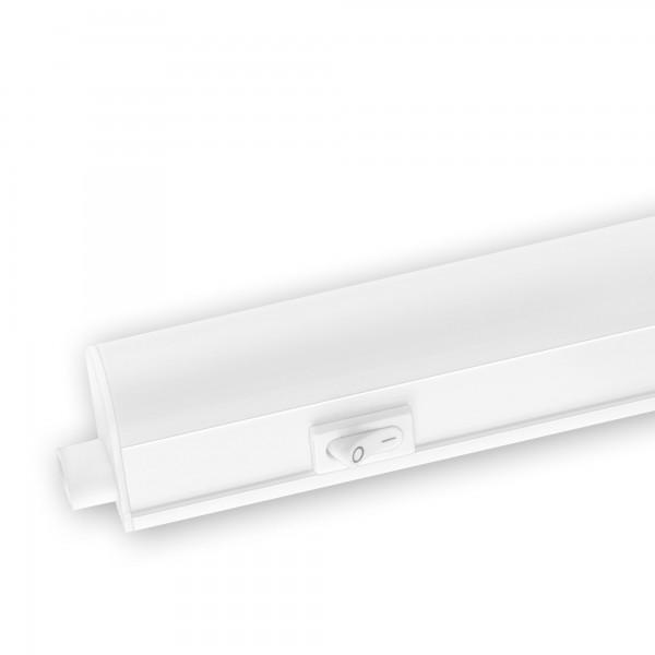 Regleta led integra.c/interr.12w.85cm.f