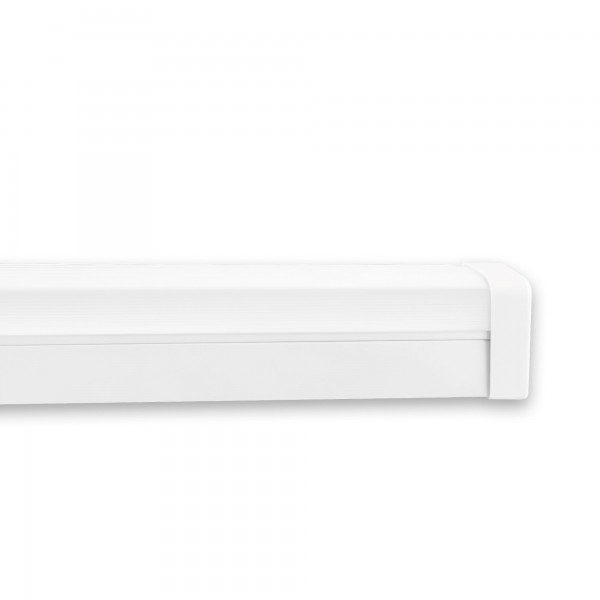 Regleta led integra.cuadrada 36w.120cm.c