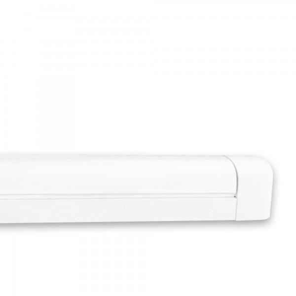 Regleta led integra.redonda  18w.50cm.f