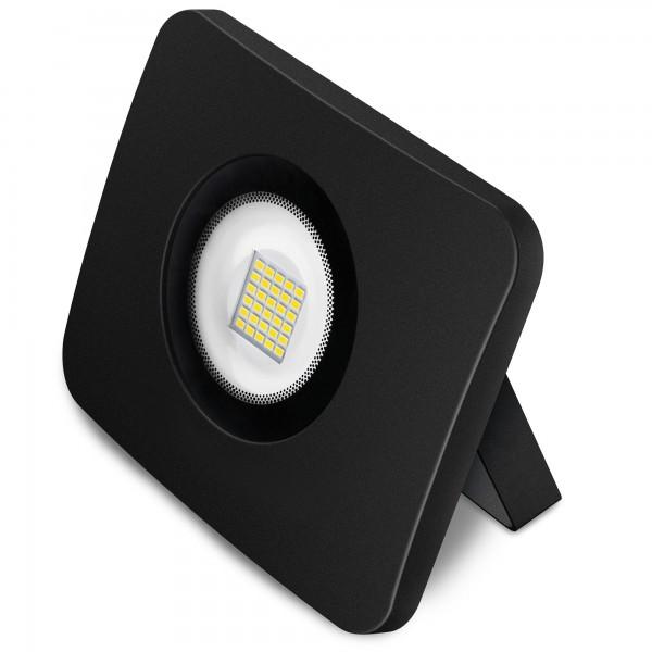Proyector led alum.fundido negro  70w.f