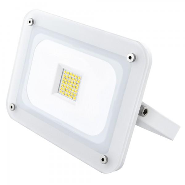 Proyector led blanco  30w.fria