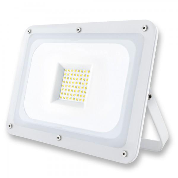 Proyector led blanco  50w.fria