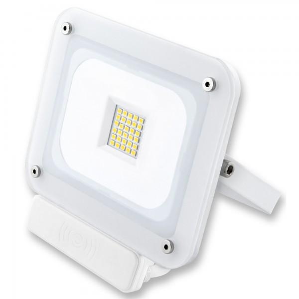 Proyector led sensor blanco  20w.fria