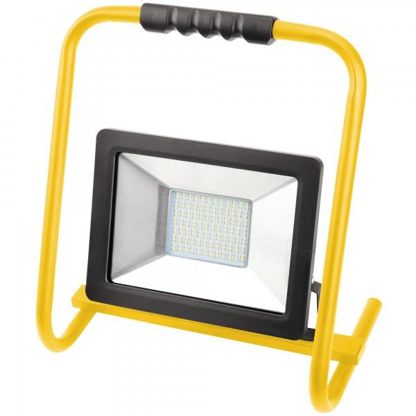 Proyector led soporte negro 1,5mt 10w.f.