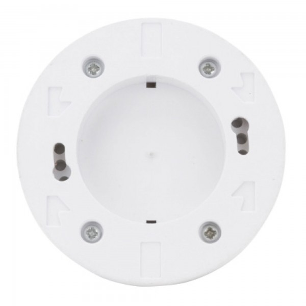 Portalamparas onlex gx53 blanco