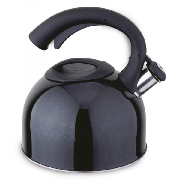 Tetera supreme inox 2.0l negra