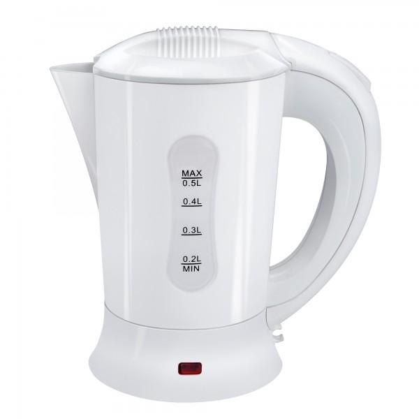 Hervidor agua kuken plastico 700w 0.5l