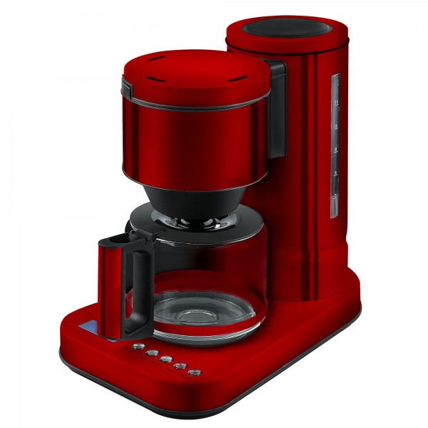 Cafetera goteo  kuken red 10 tazas