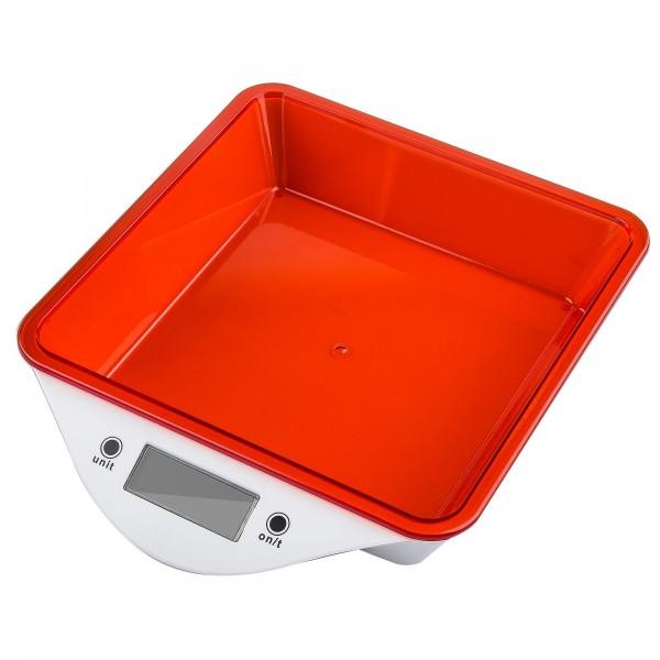 Balanza cocina recipiente dig. kuken 5kg
