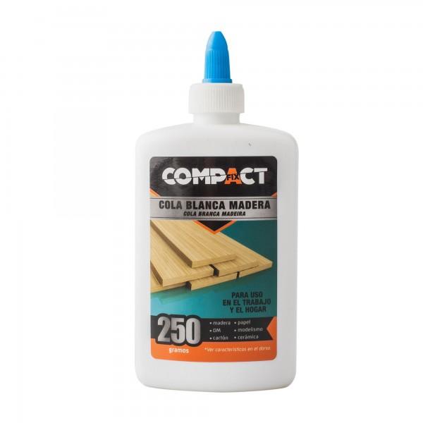Cola blanca madera compact  250gr