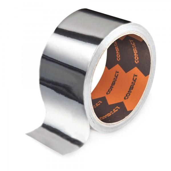 Cinta aluminio   5m.x50mm. plata