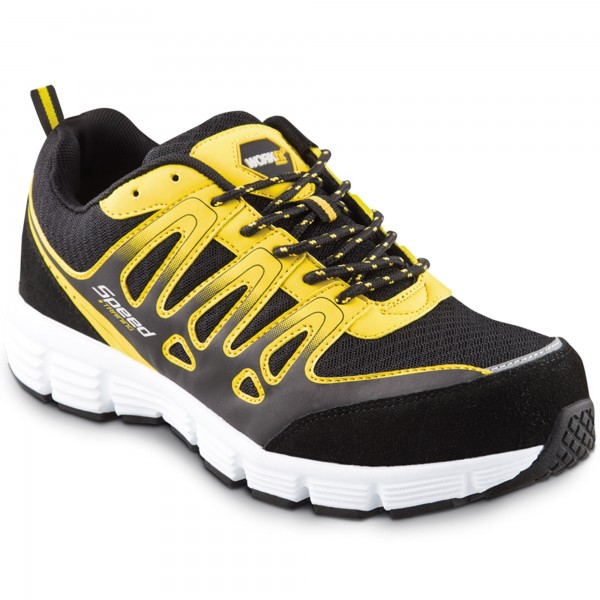 Zapato seg. workfit speed amarillo n.47