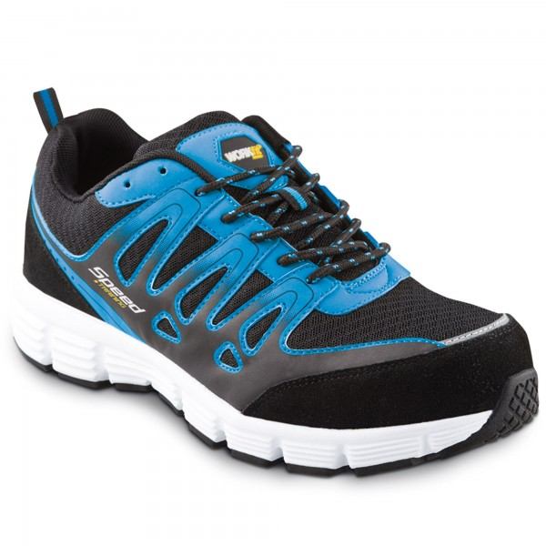 Zapato seg. workfit speed azul n.37