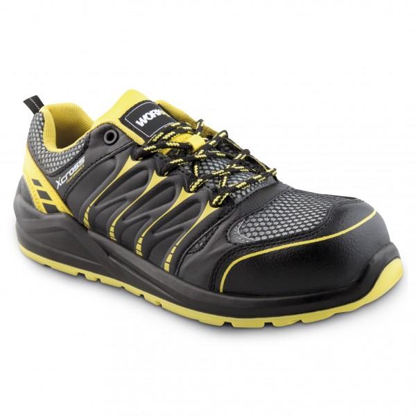 Zapato seg. workfit xcross amaril. n.40
