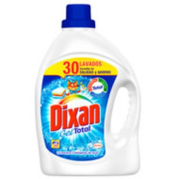 Dixan detergente gel 30 dosis