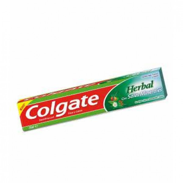 Colgate dentífrico herbal 75ml