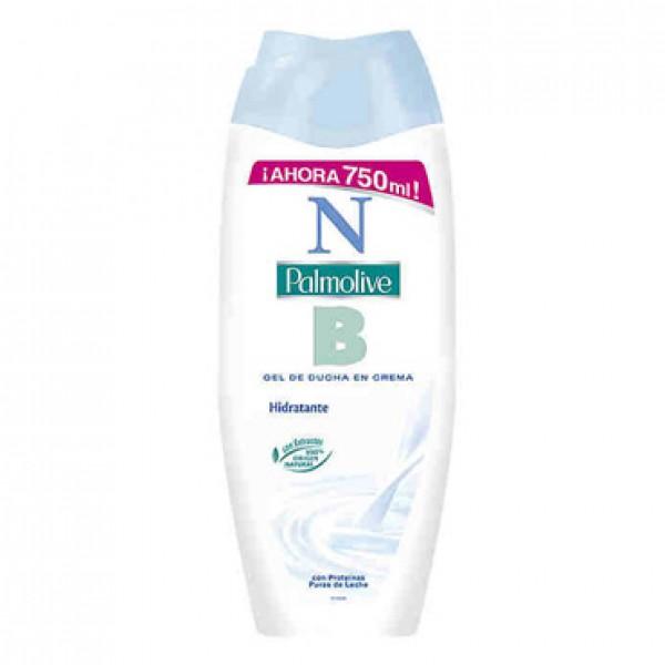 Nb palmolive gel ducha hidratante 600 ml+25% gratis