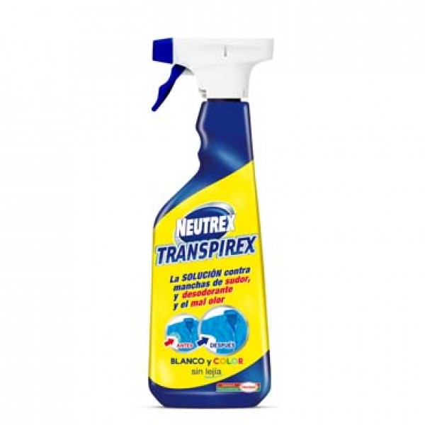 Neutrex quitamanchas transpirex 600 ml