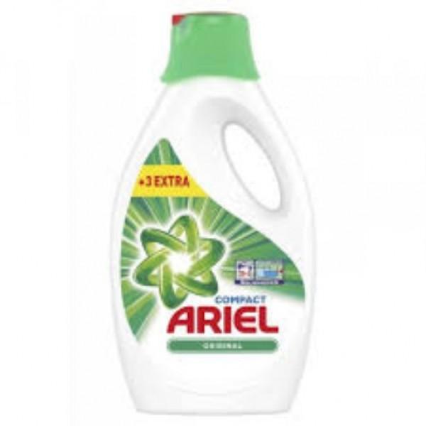 Ariel  detergente 28+3  dosis