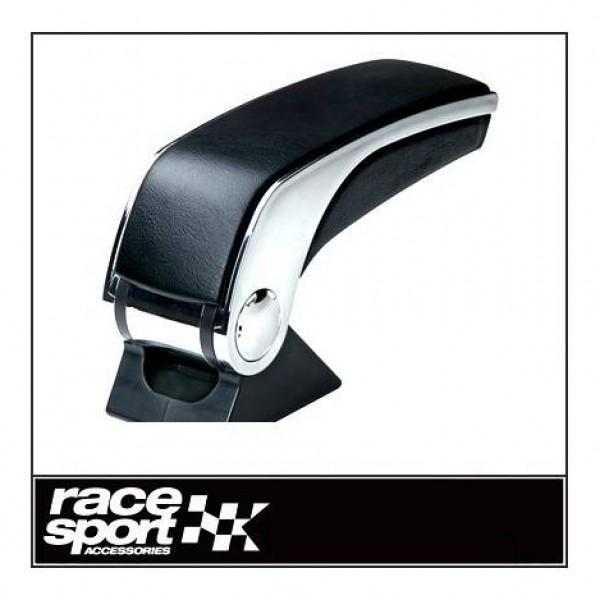 """Apoyabrazos """"race sport"""". negro"""