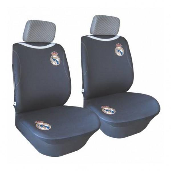 Fundas asientos delanteros real madrid