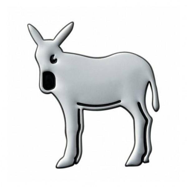 "Emblema ""ruc català"" burro catalán"