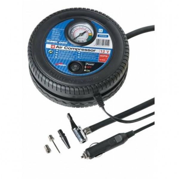 Compresor aire diseño rueda 260psi