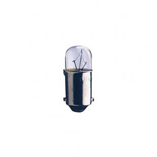 Lámpara t.control 12v 4w ba9s. caja 10 uds.