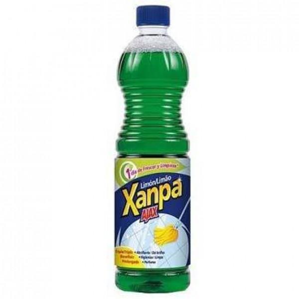 Xanpa limpiahogar limon 1l.