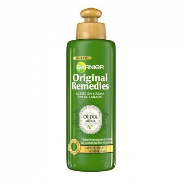 Garnier original remedis aceite en crema oliva mitica 200ml