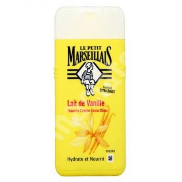 Le petit marseiliais gel de ducha leche de vainilla 400ml