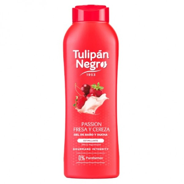 Tulipan negro gel red fruit 720ml