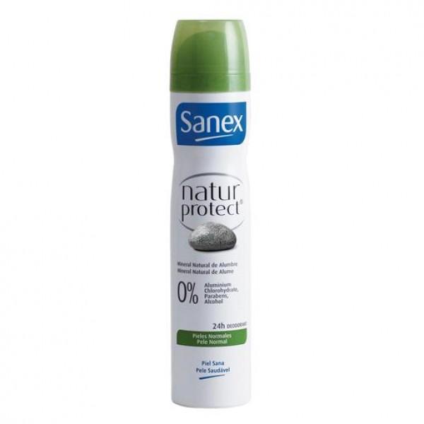 Sanex desodorante natur protect 24h 200 ml.