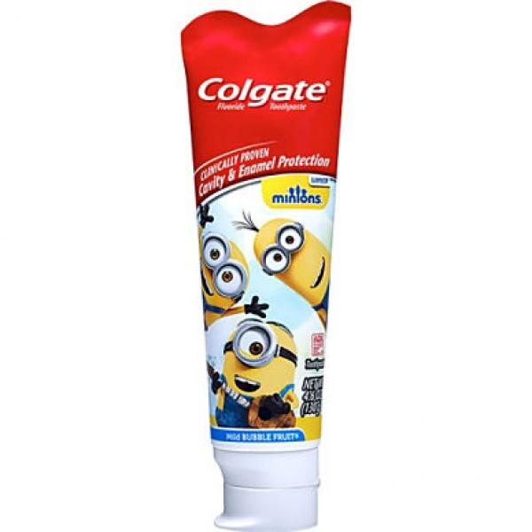 Colgate dentifrico minions menta suave 50ml