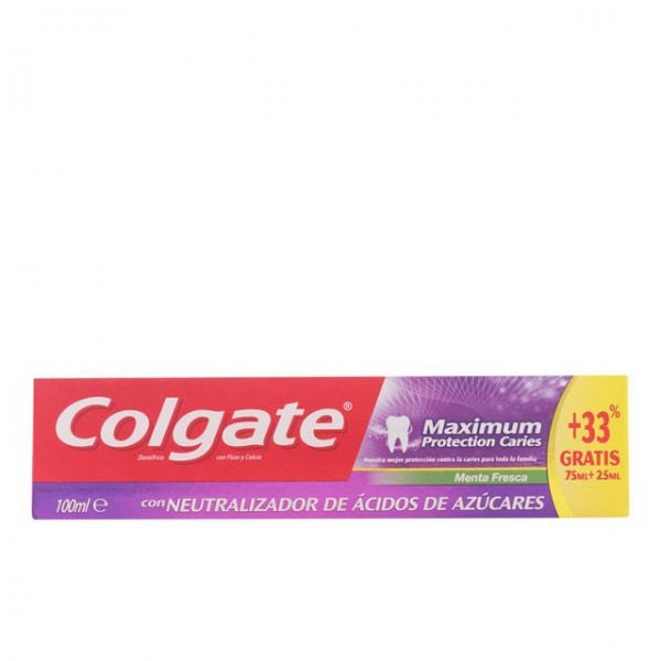 Colgate maximum+33%