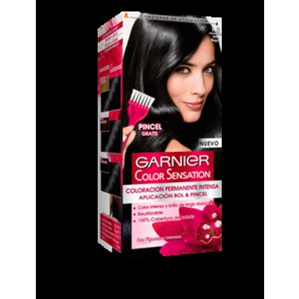 Garnier sensación tinte nº1 ultra negro