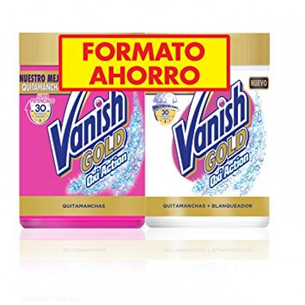 Vanish gold oxi action formato ahorro
