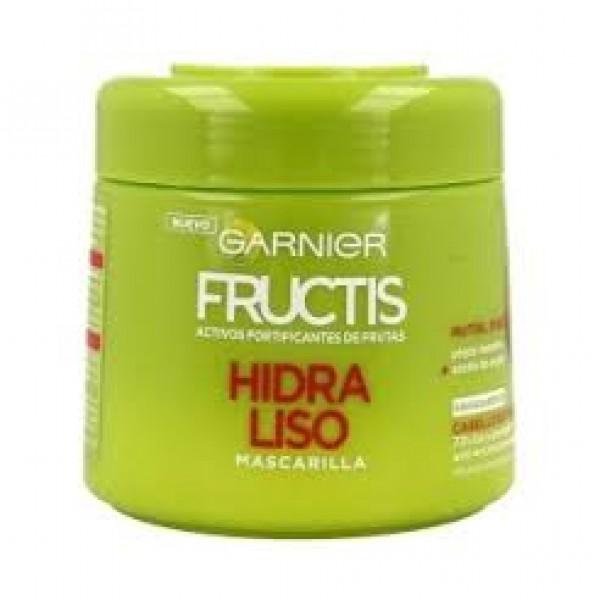 Garnier fructis mascarilla hidra liso 300ml