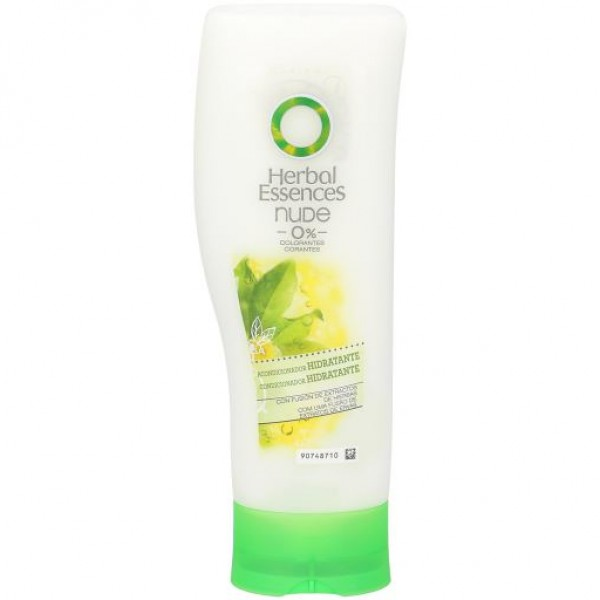 Herbal essences acondicionador hidratante con extracto hierbas 400ml
