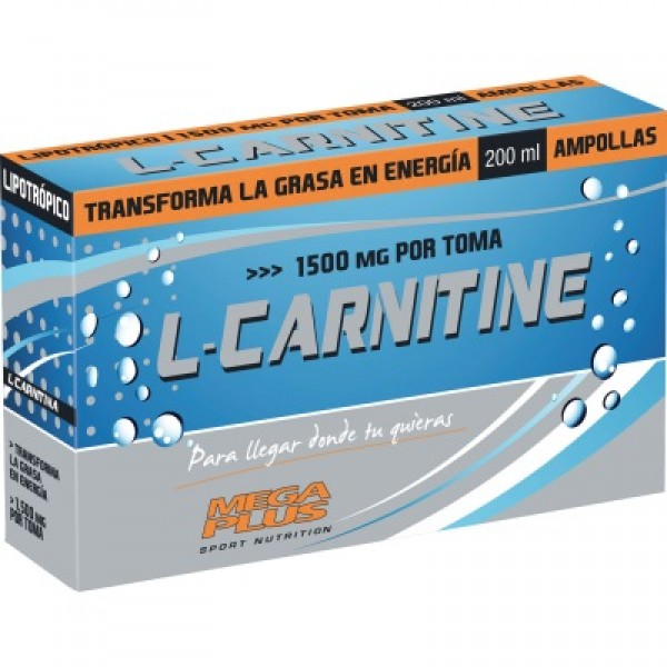 Carnitina recovery 1,5 gr.