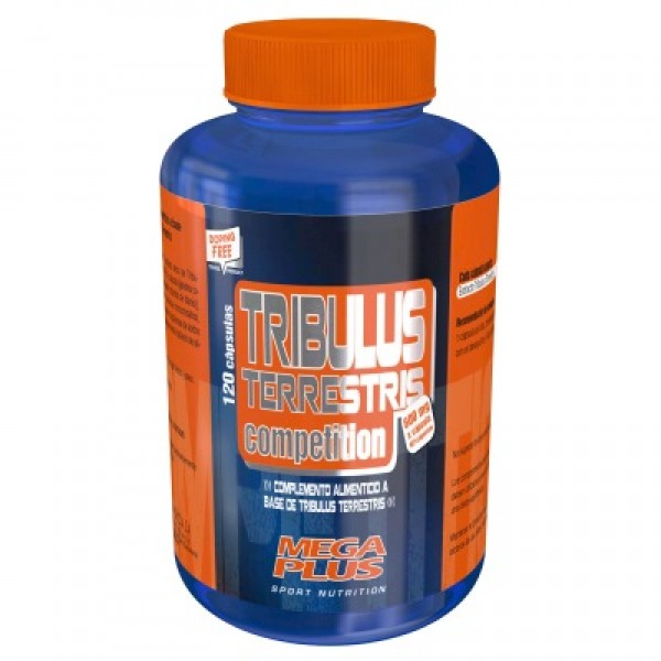 Tribulus competition bote 120 capsulas
