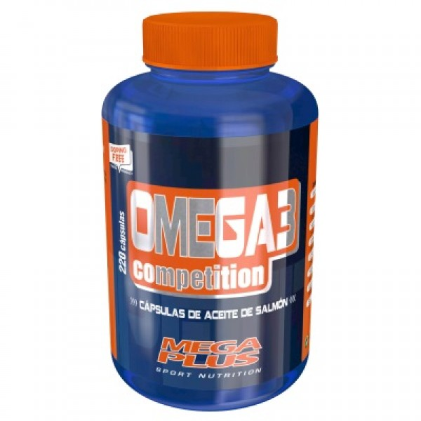 Omega-3 competition
