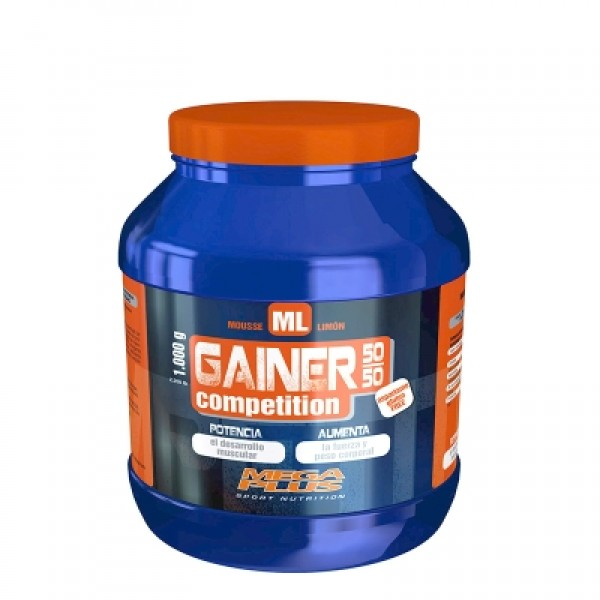 Gainer 50/50 compet. chocolate 2kg
