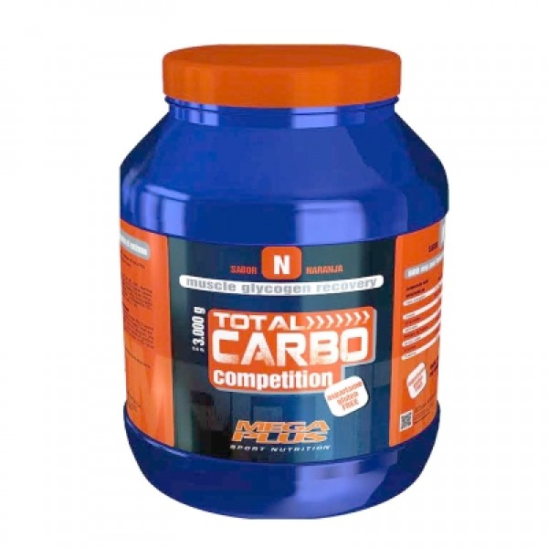Total carbo competition naranja 3kg