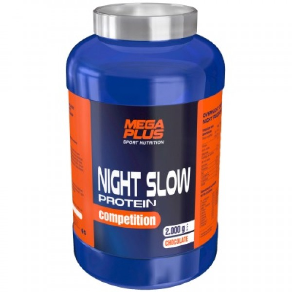Night slow prot. comp. choco leche 2kg
